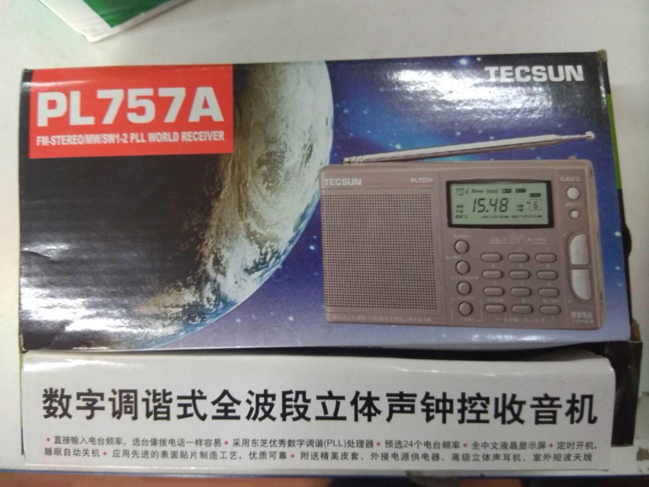 Всеволновой  цифровой радиоприёмник Tecsun PL-757A