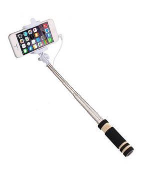 Телескопический Mini монопод для селфи Z 07 Selfie Mini with AUX