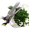 Ножницы для нарезки зелени FAMILY KITCHEN 5 лезвий, фото 2