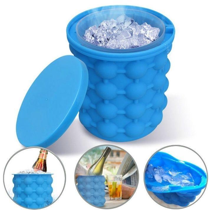 Устройство для приготовления кубиков льда  Ice Cube Maker