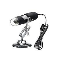 Цифровой микроскоп портативный Magnifier UltraZoom 1000X