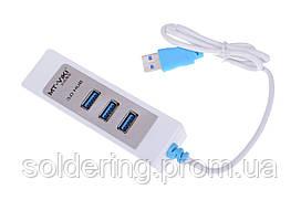 USB Хаб (3.0) на 4 порта Mt-Viki MT-314