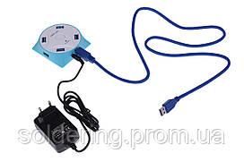 USB Хаб (3.0) на 7 портов Mt-Viki MT-317