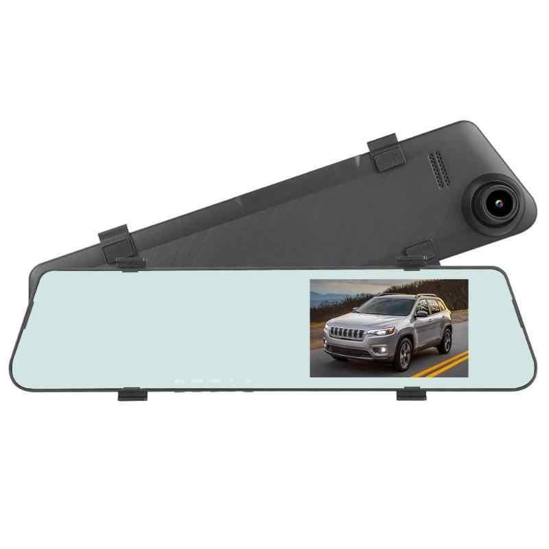 Зеркало-видеорегистратор Super Slim XH-206 2 камеры Full HD