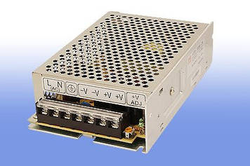Блок питания В корпусе 100 Вт, 5 В, 20 А (AC/DC Преобразователь)