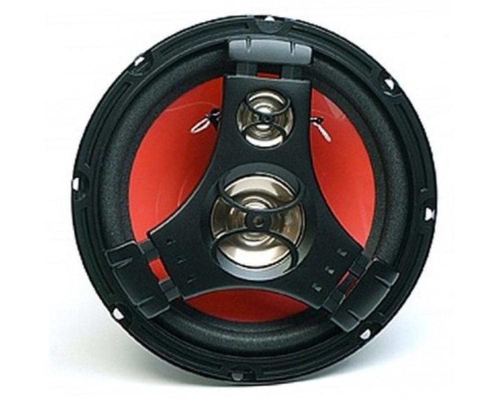 """Автомобильная акустика 6,5"""" (16,5см) 3-х полосная коаксиальная BM Boschmann PR-1658ER 400W"""