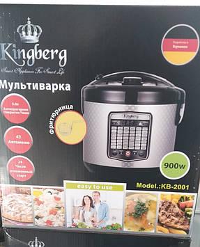 Мультиварка + фритюрница Kingberg KB2001, 43 программы, 5 л