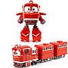 Игровой набор Роботы Поезда Robot Trains Трансформеры Альф и  Кей, фото 5