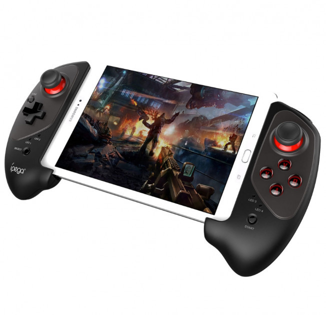 Беспроводной геймпад iPega PG-9083 Bluetooth Android Black