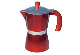 Кофеварка гейзерная Con Brio CB-6206 300 мл. 6 чашек