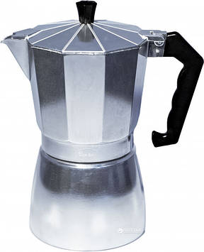 Кофеварка гейзерная Con Brio CB-6109 450 мл. 9 чашек