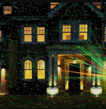 Лазерный проекторStar Shower metal 66 RG 12-83 лазерная подсветка для дома
