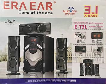 Акустическая система домашний кинотеатр ERA EAR E-T3L Bluetooth с ДУ