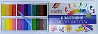Пластилин Луч классика 24 цвета
