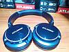 Беспроводные наушники Atlanfa AT - 7612 с Bluetooth, MP3 плеер FM микрофон, фото 4