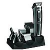 Машинка для стрижки волос мультитриммер IGemei GM-801 5 в 1, фото 2