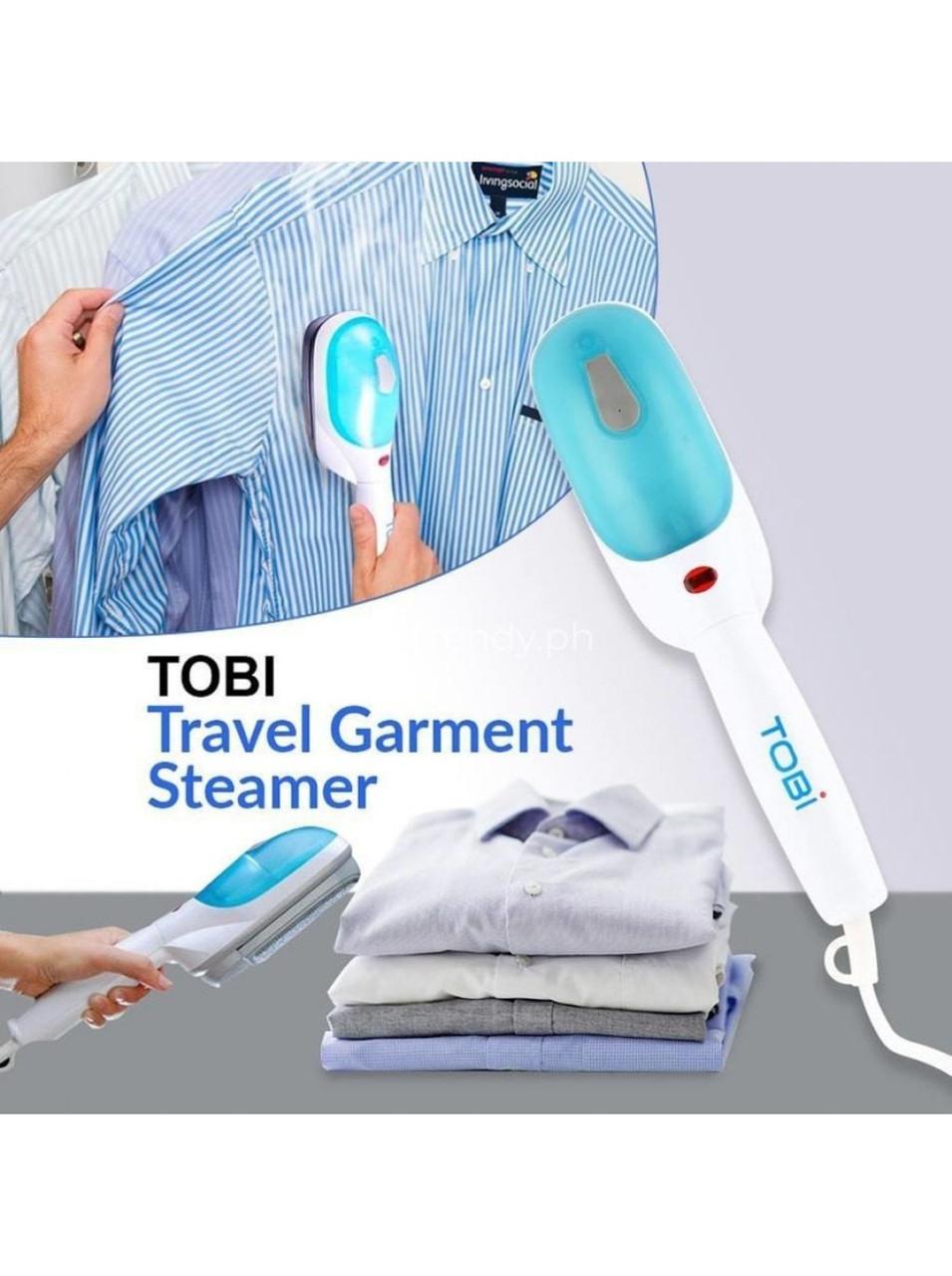 Ручной отпариватель TOBI TRAVEL STEAMER Original паровой очиститель паровая щётка Тоби