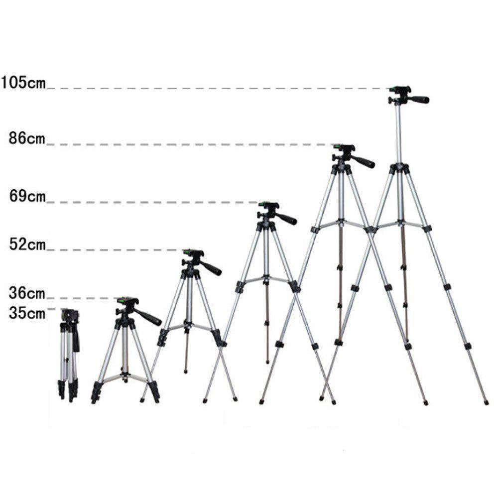 Штатив, трипод, tripod, тренога, Tefeng 3110 для камер, смартфонов