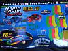 Мэджик Трек Magic Tracks - 360 деталей с мостом и 2 гоночные машинки и перекресток, фото 4