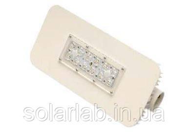 Уличный консольный светодиодный светильник ВАТРА ДСУ05У-50  «STRADA»