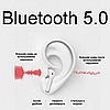 Беспроводные наушники TWS i16 Pro Bluetooth 5.0 сенсорные кнопки Белый, фото 6