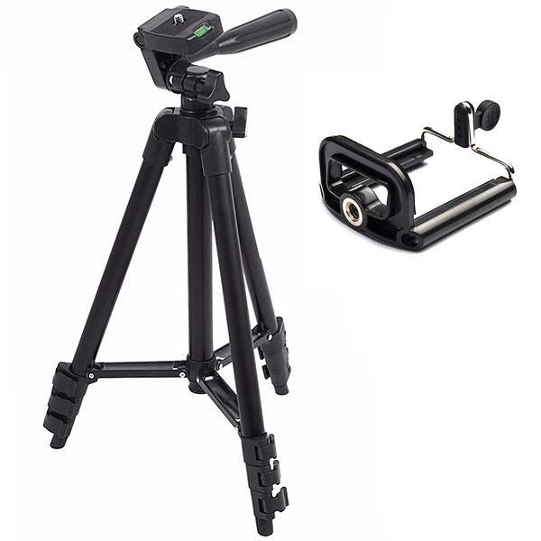Штатив, трипод, tripod, тренога, Tefeng 3120 для камер, смартфонов
