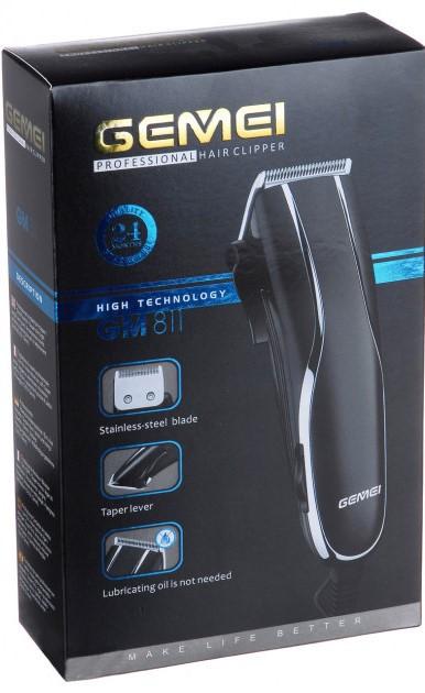 Машинка для стрижки волос Gemei GM-811