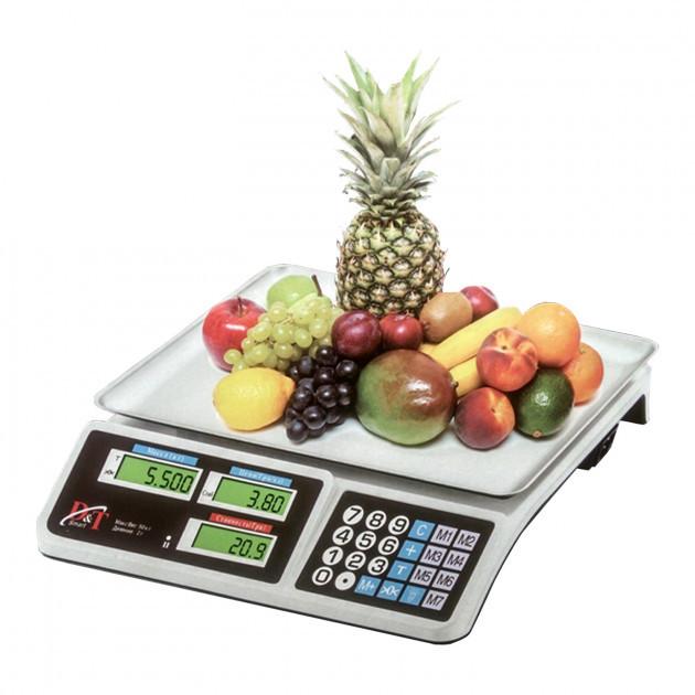 Весы торговые электронные DT Smart 809 до 50 кг