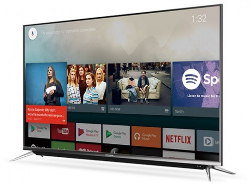 Телевизор Smart LED TV 4k Ultra HD - MD 5000 диагональ 46""