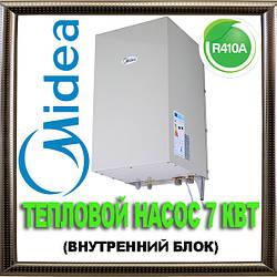 Внутренний блок теплового насоса Midea  M-Thermal  SMK-80/CD30GN1  7 кВт воздух-вода  фреон R410a