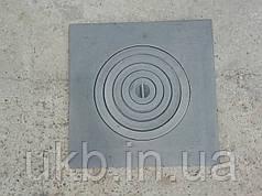 Плита чавунна для Казан 500*500 мм (23кг) / Плита чавунна до Казана 500*500мм (23кг)