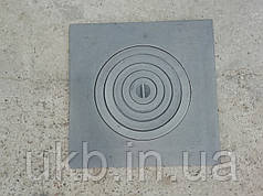 Плита чугунная для Казан 500*500 мм (23кг) / Плита чавунна до Казана 500*500мм (23кг)