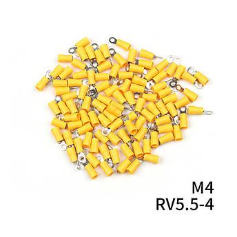 Наконечники кільцеві з ізоляцією (4-6) RV 5,5-6, фото 2