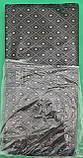 """Пакет с петлевой ручкой ср черный """"Джаз (38х42)  (50 шт), фото 2"""