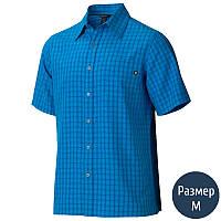 Рубашка мужская MARMOT Eldridge SS (р.M), azure blue 62220.2056-M