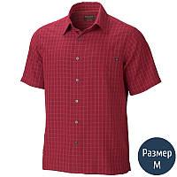 Рубашка мужская MARMOT Eldridge SS (р.M), brick 62220.066-M