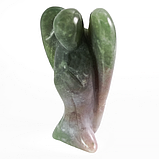 Яшма гелиотроп, статуэтка ангел, фото 2