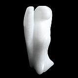 Кварц белый, статуэтка ангел, 114ФГК, фото 2