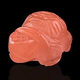 Турмалиновый кварц, статуэтка черепашка, 132ФГТ, фото 2