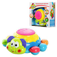 Музыкальная развивающая игрушка для малышей ,Музыкальный жучок 7259