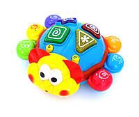 Музыкальная развивающая игрушка для малышей, Танцующий жук 7013