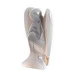Агат халцедон, статуэтка Ангел, 350ФГХ, фото 2
