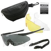Тактические защитные очки ESS Ice 3 линзы