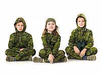 Комбинезон детский Страйкбол для мальчиков камуфляж Мультикам Тропик