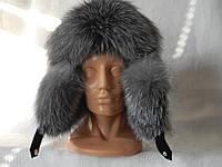 Мужская зимняя меховая шапка , фото 1