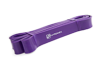 Резинка для подтягиваний power bands U-Powex 32 мм на 16-42 кг Фиолетовая  КОД: ip400