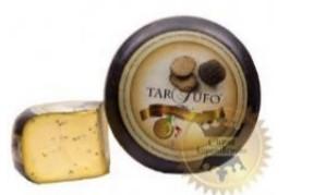 Хуторской с трюфелем (2 мес)– яркий грибной  вкус с ароматом листвы, грибов и чеснока