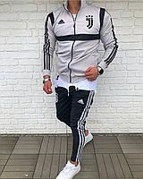 Чоловічий Спортивний Костюм в стилі Adidas / Туреччина(розмір XXL)