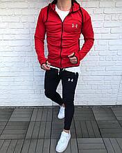 Мужской Спортивный Костюм в стиле Under Armour / Турция(размер S,XL,XXL)