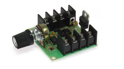 Радиоконструктор Регулятор PWM 1.5KW вращения двигателя постоянного тока K124.2